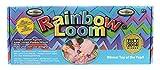 Rainbow Loom Starterset mit Metallhaken, Webrahmen für Gummibänder- DAS ORIGINAL