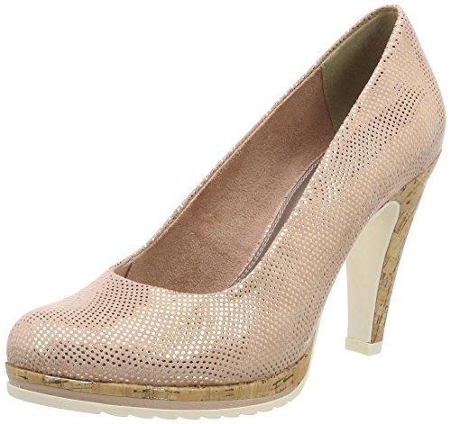Marco Tozzi 22403, Zapatos Tacón Mujer, Rosa Rose