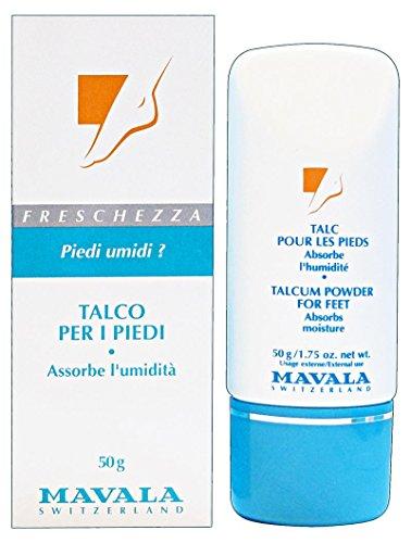 Mavala Talco Rinf Piede 75ml - Mavala Kosmetik