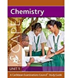 [(Chemistry CAPE Unit 1 a Caribbean Examinations Council Study Guide)] [ By (author) Roger Norris, By (author) Caribbean Examinations Council, Contributions by Jennifer Murray, Contributions by Leroy Barrett, Contributions by Annette Maynard Alleyne ] [November, 2014]