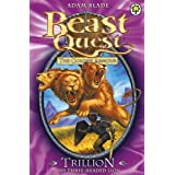 Trillion the Three-Headed Lion: Book 12 (Beast Quest)