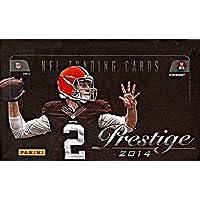 2014 Panini Prestige Football Hobby Box NFL by Panini