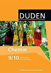 Duden Chemie - Gymnasium Brandenburg: 9./10. Schuljahr - Schülerbuch