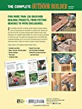 Image de Black + Decker The Complete Outdoor Builder: From Arbors to Walkways 150 DIY Projects