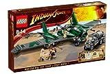 LEGO 7683 INDIANA JONES KAMPF IM NURFLÜGLER - LEGO