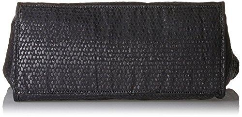 Kipling - New Shopper L, Borse Tote Donna Nero (Black Scarlet Emb)