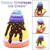 Kawai Stress Healing Jouet ! FNKDOR Exquisite Squishy Galaxy series Toy Slow Rising Relieves Stress Soft Toy for Children and Adult Toy gift Jumbo Collection