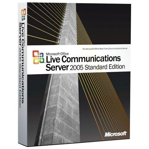 Microsoft Office LCS Standard 2005 English CD 5 Clt
