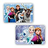 Set de table 3D La Reine des Neiges Disney Frozen 42*28 cm