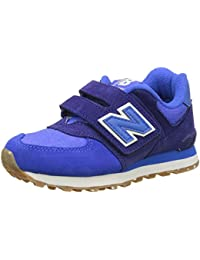 New Balance 574 Hook and Loop, Zapatillas Unisex Niños