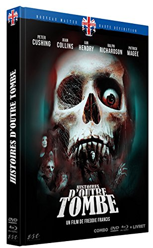 Image de HISTOIRES D'OUTRE-TOMBE (TALES FROM THE CRYPT) [Édition Collector Blu-ray + DVD + Livret] [Édition Collector Blu-ray + DVD + Livret]