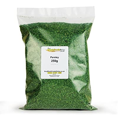 Parsley 250g from Buy Whole Foods Online Ltd.