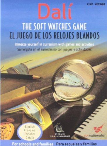 DALI EL JUEGO DE LOS RELOJES BLANDOS - Relojes Juegos De