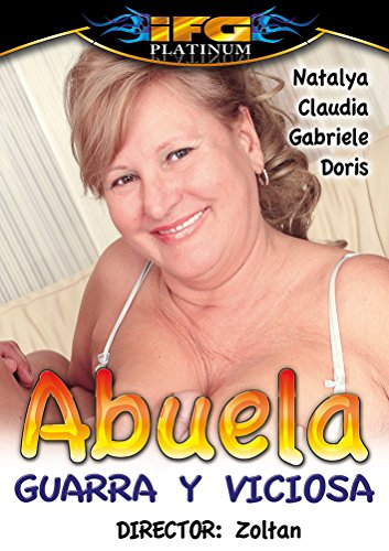 DVD Porno - Abuela guarra y viciosa