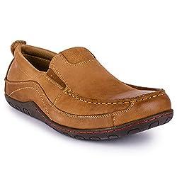 Action shoes Nobility Men Casual shoes NL-2501-LT-BROWN