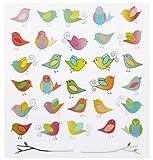 HOBBY-Design Sticker, Vogel I