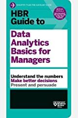 HBR Guide to Data Analytics Basics for Managers (HBR Guide Series) Paperback