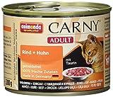 Animonda Katzenfutter Carny Adult Mix1 aus 4 Varietäten, 12er Pack (12 x 200 g)