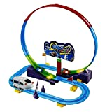 #6: Magicwand Anti-Gravity 32 Pcs Automatic Track Racer Puzzle Toy Train Kit