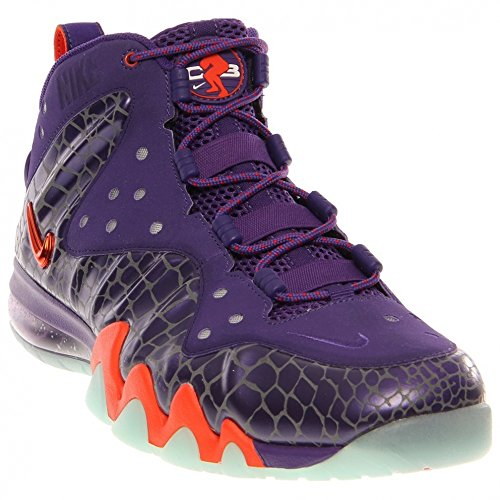 Nike Barkley Posite Max Phoenix Suns -555097-581 - court purple, team orange