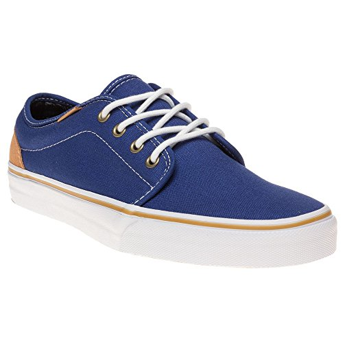 Vans 106 Vulcanized Jungen Sneaker Blau Blau - Braun