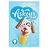 Askeys Cup Cones 21 per pack