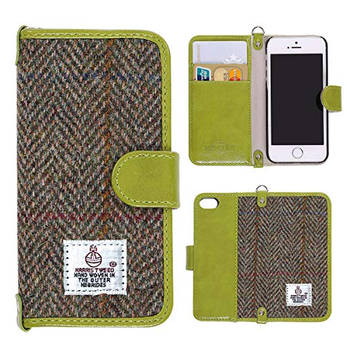 Harris Tweed iPhone SE Hülle, iPhone 5/5s
