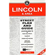 Lincoln: Street Plan and Guide