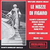 Nozze di Figaro / Die Hochzeit des Figaro (Milano 1954)