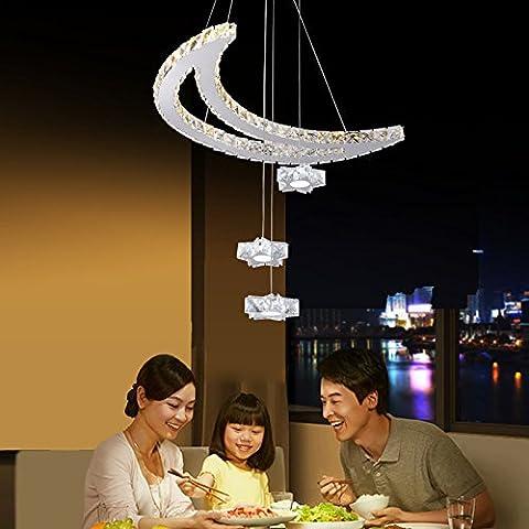 CNMKLM Luz colgante, lámpara de techo de estilo simple de Luz Lámpara de Comedor Salón etc decoración de hogar