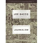 JOURNALISM BY SACCO, JOE (AUTHOR)PAPERBACK