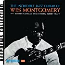 The Incredible Jazz Guitar Of Wes Montgomery...