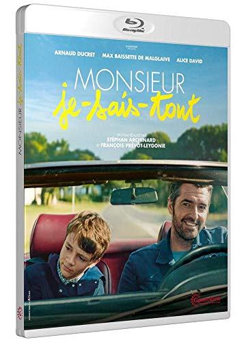 Monsieur Je-Sais-Tout [Blu-ray] [Import italien]