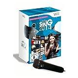 Let's Sing 2014 - Standard inkl. 2 Mikros - [Nintendo Wii]