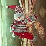 ARVIN87LYLY Christmas morsetto gancio di fissaggio tenda...