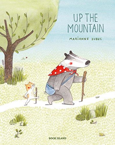 Up The Mountain par Marianne Dubuc