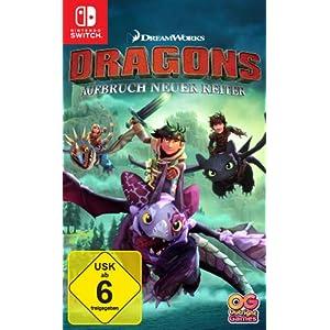 Dragons – Aufbruch neuer Reiter – [Nintendo Switch]
