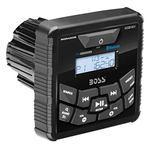 BOSS - Receptor de Audio/Altavoz Bluetooth