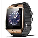 Padgene Bluetooth Camera Smart Watch Wrist Watch Compatible with Android Samsung HTC Sony LG Huawei Motorola Smartphopne