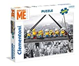 Clementoni- Minions High Quality Collection Puzzle, 1000 Pezzi, 39370