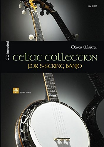 Celtic Collection for 5-String Banjo (incl CD)
