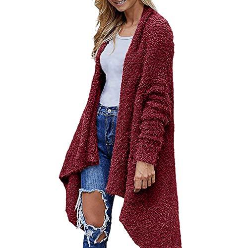 Luotuo Damen Loose Lange Kapuzenshirt Jumper Sweatshirt Hoodie Pullover Sweater Blouse Oberteil Puls Size Tops Female Mini Kleid - Mini Muskel Mann Baby Kostüm