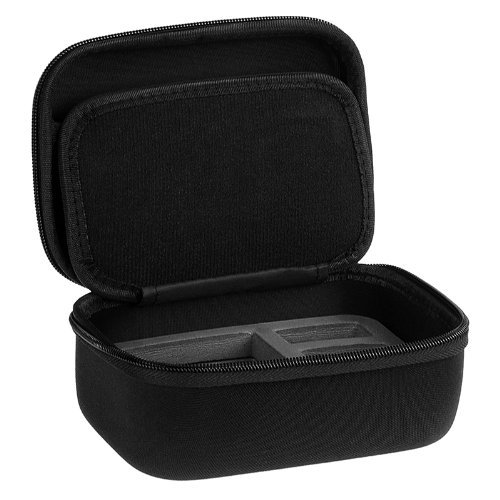 Fotodiox GT-Case-Single GoTough CamCase Carrying and Travel Case with Protector Pouch for One GoPro HD Hero Camera and Accessories (Black)