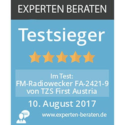 TZS First Austria – Projektionswecker FA-2421-9 - 9