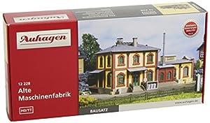 Auhagen - Casa de decoración para modelismo ferroviario (12228)