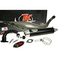 Turbo de escape Kit Quad/ATV 2T para Kymco Mxu 50