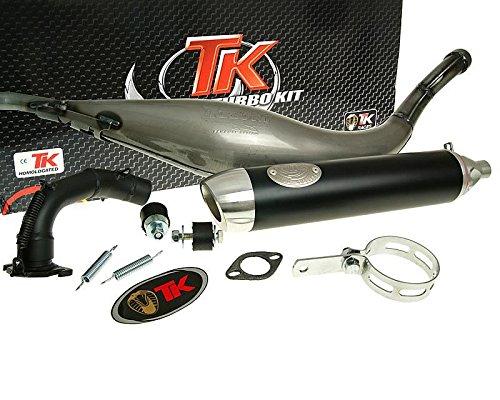 Pot d'échappement Turbo Kit Quad/ATV 2tps pour Kymco MXU 50