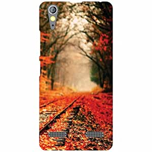 Lenovo A6000 Plus Back Cover - Crazy Designer Cases