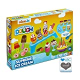 Nick Jr – READY STEADY Dough – Supreme Ice Cream Ice Cream Parlour – Play Set with 5 Child Erknete and Accessories