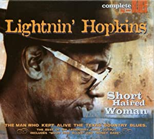 Lightnin` Hopkins -  Lightnin` Strikes